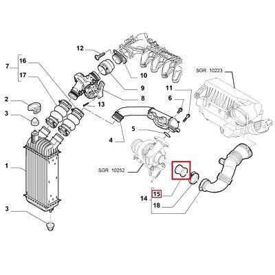 VANO MOTORE ISOLAMENTO IN BASSOKFZTEILE 24 tra l/'altro per Mercedes-Benz
