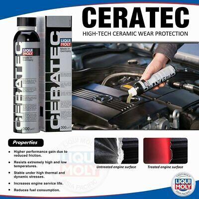 Liqui Moly Cera Tec 3721 CERATEC Ceramic Wear protection reduces friction 300ml 3