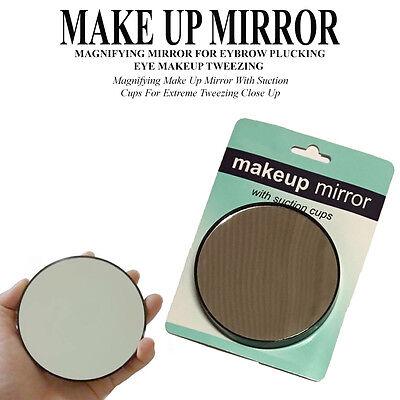 Hand Held Mirror Salon Style Hand Mirror Vanity Mirror Professional Makeup Tool 7