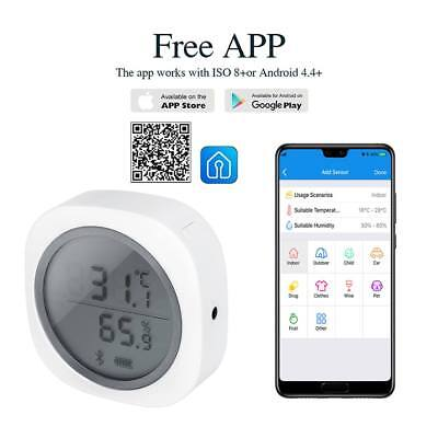 Inkbird IBS-TH1 Plus Temperatur Feuchte Datenlogger Thermometer Hygrometer APP 5