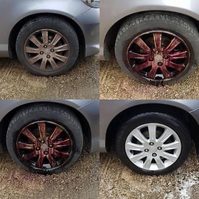 ELKO Extract Bleeding Fallout Remover Car Alloy Wheel Cleaner De-Contaminant 7