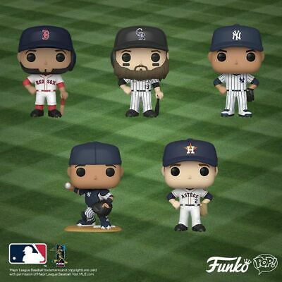 Funko Pop! Sports: Major League Baseball (MLB) 2020 Season Vinyl Figures 3