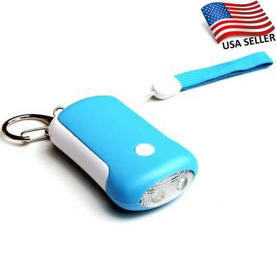 KASP Personal Alarm & LED Flash Light 120db Rape Safety Running Siren USA SELLER 2