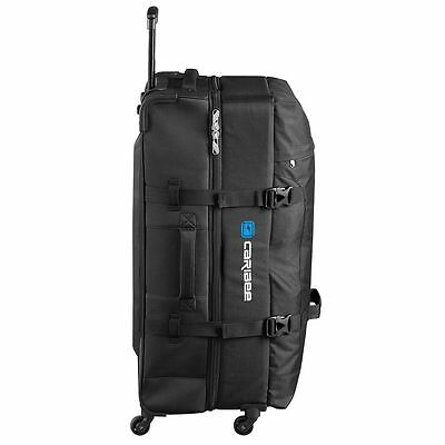 CARIBEE GOLIATH 120 LITRE Travel Trolley Bag Luggage Wheeled Wheely