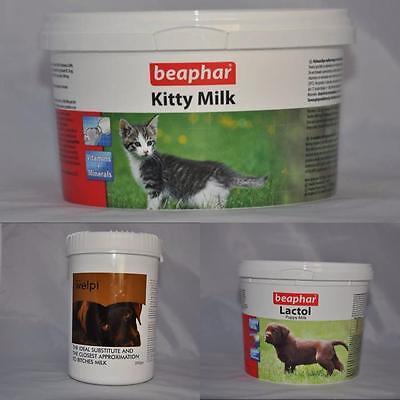 Puppy Kitten Complete Feeding Set Welpi Lactol Milk Bottle Feeding Tube Whelping 5