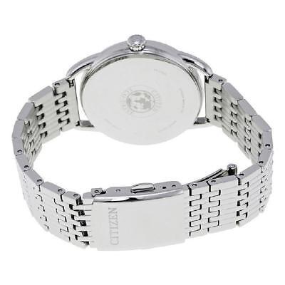 Citizen Eco-Drive Women's FE6080-54X Brown Dial Silver Tone Bracelet 34mm Watch 3
