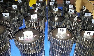 Modul1 Zähnezahl 65 ETZR-M1-65 Mold1 Zahnrad Material C45
