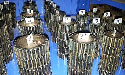 ETZR-M1-30 Zahnrad Mold1 Modul1 Zähnezahl 30 Material C45