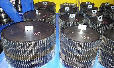 Mold2,5 Zahnrad Modul2,5 Zähnezahl 49 Material C45 ETZR-M2,5-49