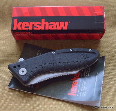 Kershaw Grinder A/O Spring Assisted Knife Linerlock With Pocket Clip 4