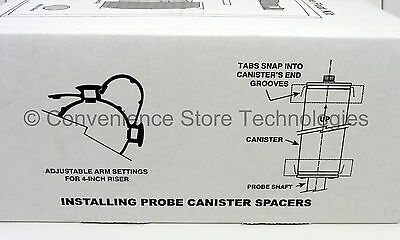 veeder root gilbarco 4 phase 2 two gas mag plus probe float kit veeder root gilbarco 4 phase 2 two gas mag plus probe float kit 886100