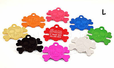 MADE IN USA Pet Tags Custom Engraved Paw ID Tag Dog Tag Cat Quality Free Ship 4