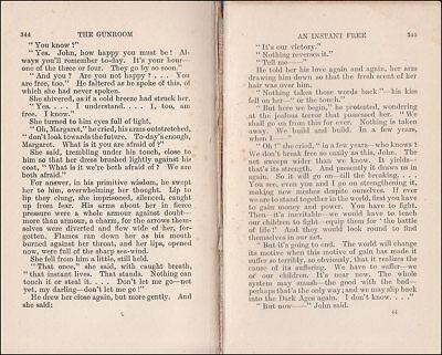 1919 Charles Morgan THE GUNROOM, Novel Based on his ROYAL NAVY Service 1907-1913 10