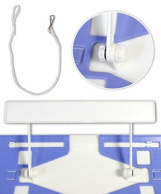 Deflettore aria condizionata deviatore condizionatore allungabile 50 a 70 cm 3