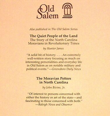 Old Salem : Johann Ludwig Eberhardt and His Salem Clocks by Frank P. Albright 3