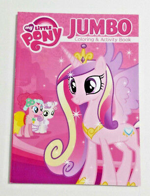 MY LITTLE PONY Coloring Book MLP Princess Cadance Kids ...