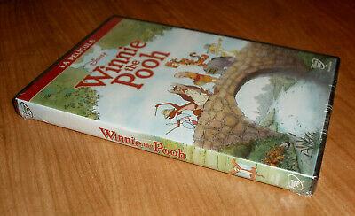 Winnie The Pooh La Pelicula Clasico Disney Nº 53 Dvd Nuevo Precintado (Sin Abrir 3