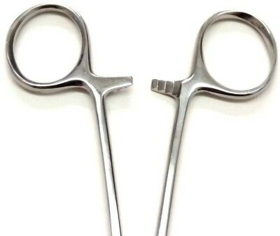 "Mayo Hegar Suture Needle Holder 5"" Forceps Clamp Surgical Veterinary Instrument 3"