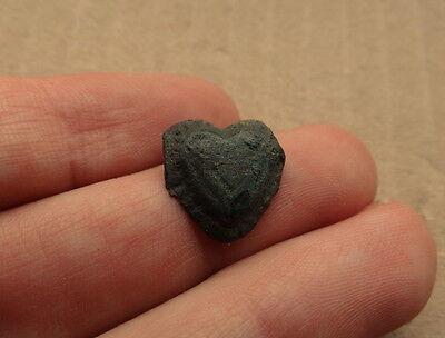 Nice Viking Belt Detail Heart form 9-10 AD Kievan Rus 7