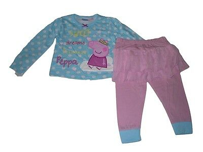 Boys/Girls Pyjamas Official Peppa pig or George Pig 2