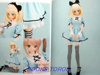 Doll Sewing BOOK First Maid Clothes Dollfie Dream