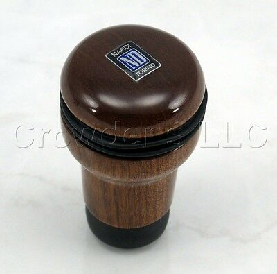 Nardi Gear Shift Evolution Knob Mahogany Wood Part # 3200.00.5000 Shifter
