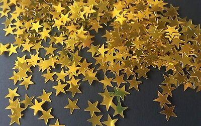 50 Sterne Konfetti Geburtstag Silberhochzeit Streudeko Weihnachten Glitter Deko