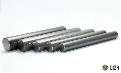 D 35mm Rund 250mm lang Zuschnitt h9 Blankstahl S355J2C+C//SH