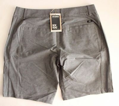 New Giro Women/'s Cycling Mobility Overshort Classic Bike Gray Small Med 6 Shorts