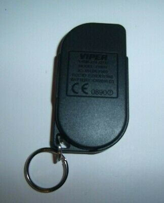 Directed DEI Viper 7146V 1 Way 4 Button Remote RF for 4X05.2 4105V Transmitter 2