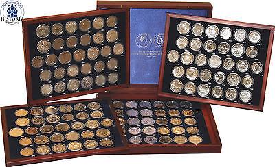 Komplett Sammlung aller 123 DDR Gedenk-Münzen 5 Mark, 10 Mark und 20 Mark