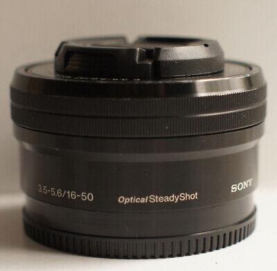 Sony E PZ 16-50mm f/3.5-5.6 OSS Lens SELP1650 for Sony E-Mount Camera 3