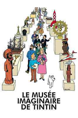 Fetiche Arumbaya - Collection Musee Imaginaire - Herge / Moulinsart - Neuf 2