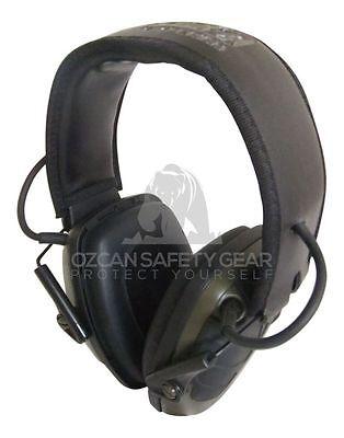 Howard Leight Electronic Earmuff Impact Sport Shooter Outdoor Headphone RRP99.99 4