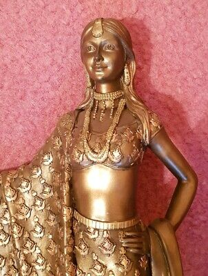 Asian Bride Statue By Past Times 2