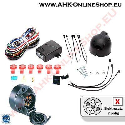 AHK + E-Satz 7 polig Peugeot 107 Bj 2005-2014 Anhängerkupplung AHZV Komplett Neu 3