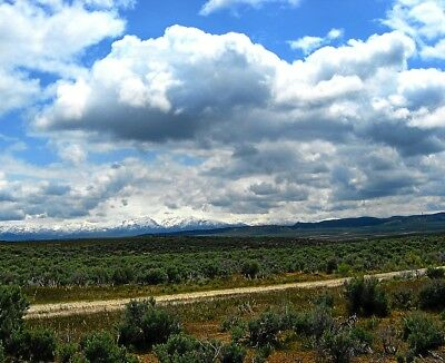 """Rare 2.27 Acre Elko Nevada Lot """"Lucky Nugget Ranches"""" W Power & 2Wd Access! Nr 10"""