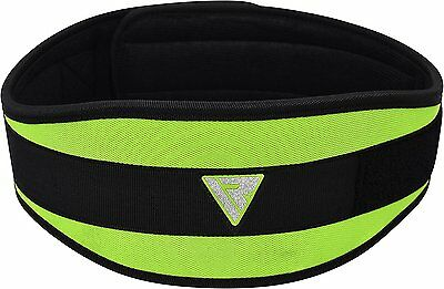 RDX Weight Lifting Belt Gym Training Back Support Power Lumbar Pain Fitness GR