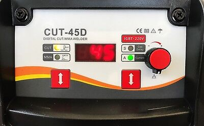 Plasma Cutter With Hf Tig/Mma 3 In 1 Or With Mma 2 In 1 Dc Inverter Welder +Kits 7