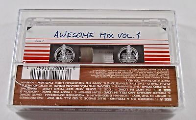 Guardians Of The Galaxy Awesome Mix Vol.1 Cassette Tape 2