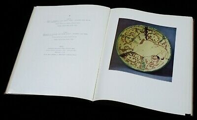 BOOK Islamic Art from World Collections 1956 ceramics textiles painting French 3