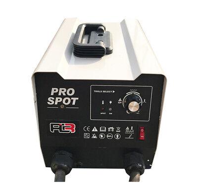 220V Vehicle Panel Spot Puller Dent Spotter Multi-spot Bonnet Door Repair Tool 5