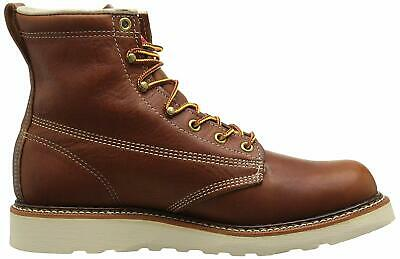Thorogood American Heritage Round Toe USA Union Made Wedge Sole Boots 814-4355