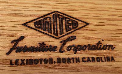 "MidCenturyModern Chrome Cabinet Pull Vintage Antique Drawer Pull Knob 1.5""Center 7"