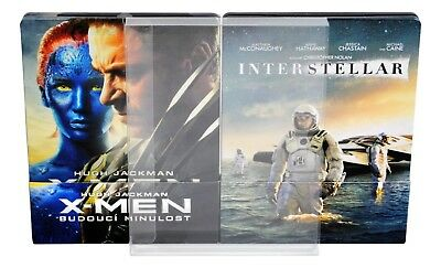 SC3 Blu-ray Steelbook Protective Slipcovers / Sleeves / Protectors (Pack of 10) 12