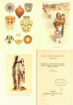250 Old Books On Native American Indians, History, Culture, Chiefs, Wars & More 5