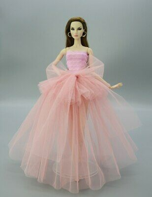 Fashion Costume Clothes For 11.5in. Doll Dress Party Dresses Outfits 1/6 Doll 4