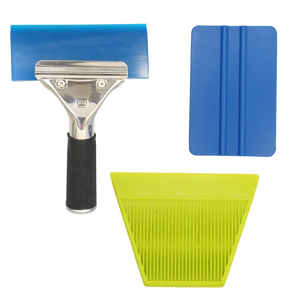 Pro Car Window Tint 8 PCS Kits Wrapping Vinyl Tools+Squeegee Scraper+Applicator 4