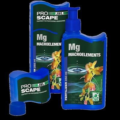JBL ProScape Mg Macroelements 250ml Magnesium plant fertiliser aquatic aquarium 2