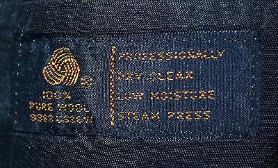 Antonio Parillo Signature Collection Gray Plaid Mens Wool Sport Coat Sz 42 R 6